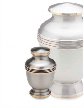 Keepsake Urn - Monarch Platinum